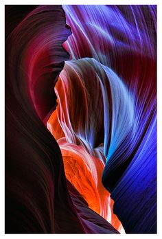 Inner Beauty (Slot Canyon, Arizona) by ~joerossbach on deviantART