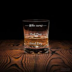 Pohár na whisky Who cares Who Cares, Whisky, Shot Glass, Valentines Day, Humor, Tableware, Products, Valentine's Day Diy, Dinnerware