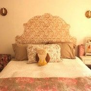 8 Headboards you can make in a day.  For Marsha