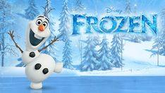 Frozen Olaf - wallpaper.