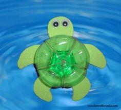 черепаха-Марина-робота
