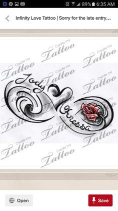 Couple Tattoos Love, Love Tattoos, Body Art Tattoos, Tatoos, Cherokee Tattoos, Create My Tattoo, Him And Her Tattoos, Wedding Band Tattoo, Cholo Art