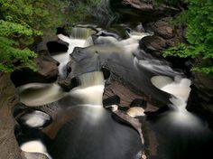 To do: Porcupine mountains waterfall- Michigan....never been but I want to go sooooo bad!! Every summer, we will go back to MI and travel to a new place while we are there. The kids need to see the beauty in MI!!