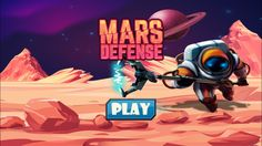 Mars Defence is an excellent example of a well-designed, exciting and fun-to-play tower defense game.