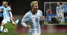 Lionel Messi reassures Barcelona fans after suffering hamstring injury on international duty with Argentina