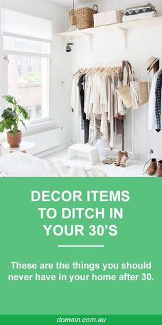 Once you hit 30, there's a chance that your style, and salary, have improved, which means it's time to improve your home decorating game. Switch out the following budget decor items for some quick stylist-approved upgrades.