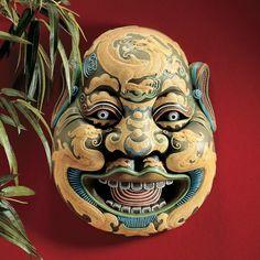 Wei Chi Gong Sculptural Wall Décor