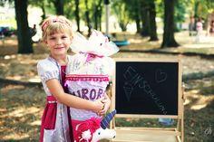 Kreidetafel und Schultüte - tolle Motive auch in der Einschulungsdeko Party, Pink, School Kids, Back To School, Amazing, Nice Asses, Ideas, Hot Pink, Parties