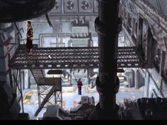 Beneath a Steel Sky by Revolution Software
