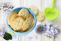 Sand Dollar Cookies from La Table De Nana.  I miss the beach.