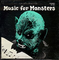 Music For Monsters LP