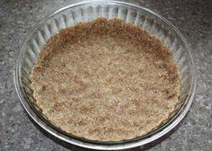 Jablkový koláč bez cukru a pečenia, Zdravé recepty, recept | Naničmama.sk Oatmeal, Paleo, Pudding, Sugar, Breakfast, Desserts, Recipes, Erika, Food