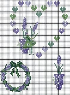 cross- stitch
