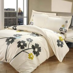 I pinned this 3 Piece Esprit Duvet and Sham Set from the Bold Bedroom event at Joss and Main! sweet