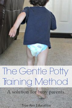 gentle potty training method
