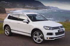 VW Touareg TDI R-Line - See more AMSOIL synthetic motor oil for european cars at http://european-motor-oil.syntheticoilandfilter.com/