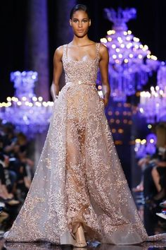 Elie Saab Haute Couture Fall Winter 2014 Collection