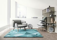 Fusion Furniture And Homeware Collection Inspired By Origami | DigsDigs