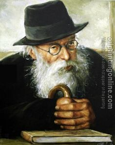 Oil Painting Reproduction - Jewish art