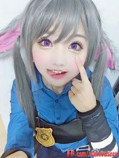 【コスプレ】中国のコスプレイヤー『Loluuuuuu』ちゃんのレム(リゼロ)コスプレが可愛すぎるぅううう…!!!!(画像あり) : アユネットドットコム