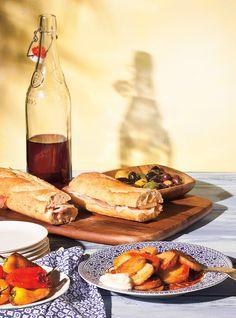 Bocadillos (sandwichs espagnols) Recettes   Ricardo