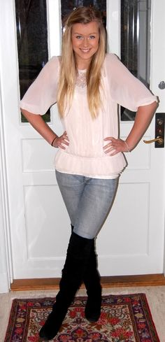 Dagens outfit – 5 December 2009 – Fanny Staaf