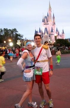 Disney Princess Half Marathon. I've never run a half, but if I start training now maybe a PA girls reunion in 2013? @Fauve Hill @Corinne Pogemiller
