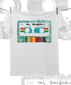Camiseta ·MXH· Cassette