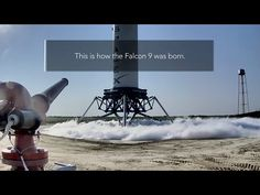 Highlight reel video chronicles development of SpaceX Falcon 9... | www.news965.com