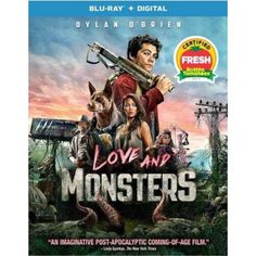 Love and Monsters (Blu-ray + Digital Copy)