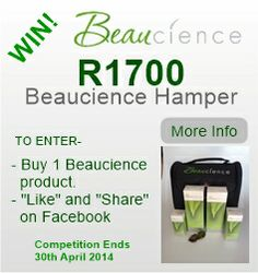 Beaucience Hamper competition