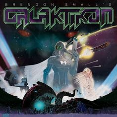 Brandon Small's - Galaktikon