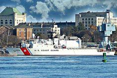 US Coast Guard by Barbara S Nickerson