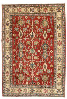 Kazak carpet 190x278 origin pakistan