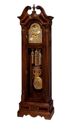 bulova grandfather clocks  Foreman model- Google Search
