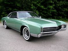 1967 Buick Riviera   had me a 68 Riv GS DAMN I LOVED that car.  DAMN I MISS THAT CAR!!!!!!