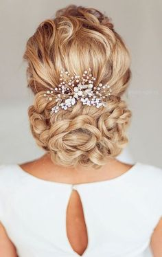 Ultimate Summer Wedding Hair Guide: 9 Tips And Tricks | HappyWedd.com                                                                                                                                                      More