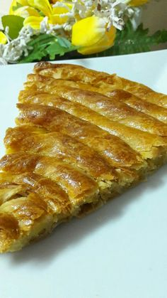 Potato Twisted Pastry (Don't Try It) – Yummy Recipes - Cooking Bulgarian Recipes, Turkish Recipes, Ethnic Recipes, Bake Zucchini, Pioneer Woman Recipes, Brunch, Food And Drink, Dessert Recipes, Yummy Food