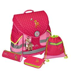 Spiegelburg Ergo Style Plus #Schulranzen-Set bei Koffermarkt: ✓rückenfreundlich ✓leicht ✓4-teilig ✓Motiv: Prinzessin #Lillifee Feenball ⇒Jetzt kaufen