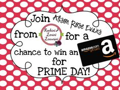 Rockin' and Lovin' Learnin': Who wants an Amazon Gift Card? TODAY ONLY!