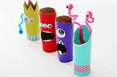 www.milfiestasinfantiles.com regalos-infantiles manualidades-con-rollos-de-papel-bolsas-de-chuches