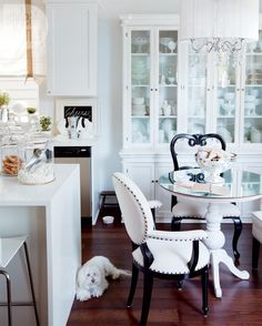House tour: A white and gold Christmas morning - Style At Home