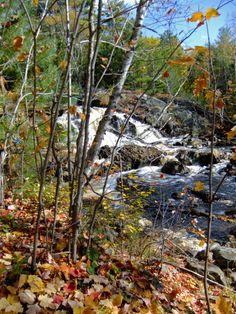 Duchesnay Falls, North Bay