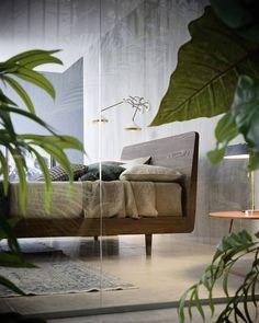 Vintage Trifft Auf Moderne #interior #inspiration #wohnzimmer ... Schlafzimmer Vintage Modern