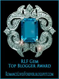 RLF Gem Award Last month, Romance Lives Forever had 29 posts in a 31 day month. Each month, the RLF Gems post ranks in the top ten, bu. Writing Romance, Romance Novels, Gem Top, Friend Book, Blog Love, Book Publishing, New Books, Awards, Vintage Jewelry