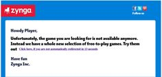 Zynga Shuts Down 11 Social Games Including Mafia Wars 2 - Zynga, the leading developer in the social gaming arena, has been suffering losses, and has decided to shut down 11 of its games. [Click on Image Or Source on Top to See Full News]