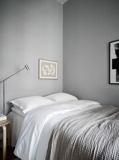 Grey tone apartment
