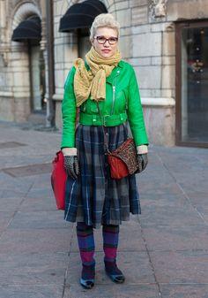 Piritta - Hel Looks - Street Style from Helsinki