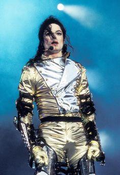 Michael Jackson (Foto: Public Address)