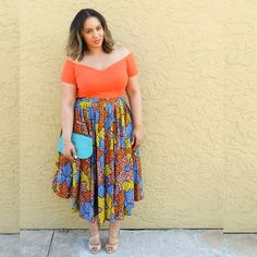 Plus Size Fashion - http://beauticurve.com/